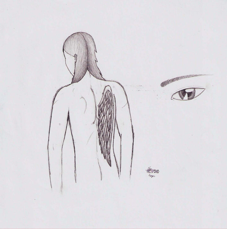 Gabriels Tattoo by Vinctia