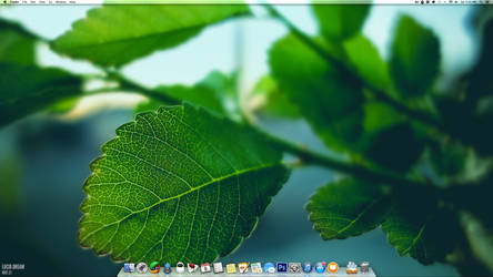 November Desktop by balderoine