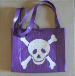 Duct Tape Bag 15