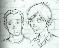 Requiem Sketch