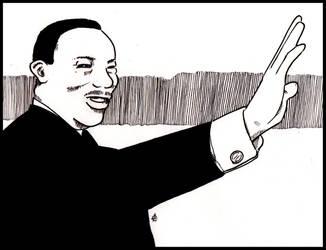 MLK by ACGalaga