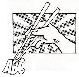 Chopstick 2 by ACGalaga