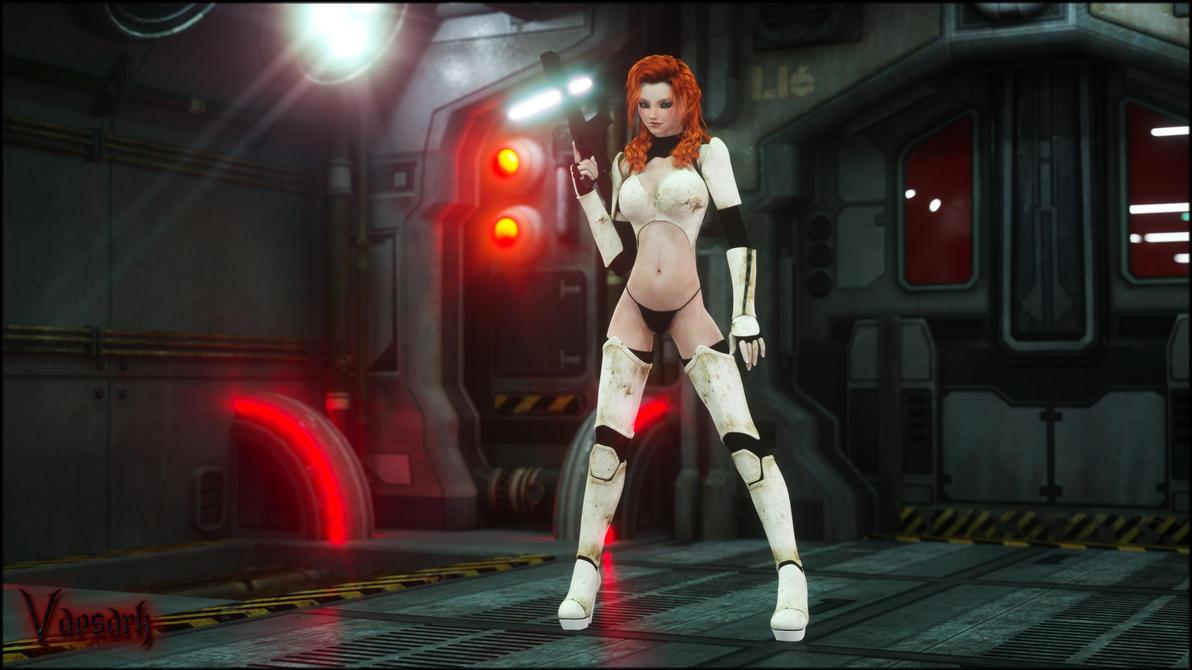 Trooper by Vaesark