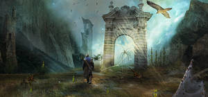 The forgotten gate by aweldeng