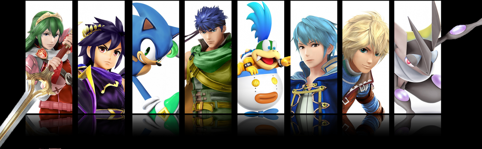 My smash roster 2 by thepontusandersson