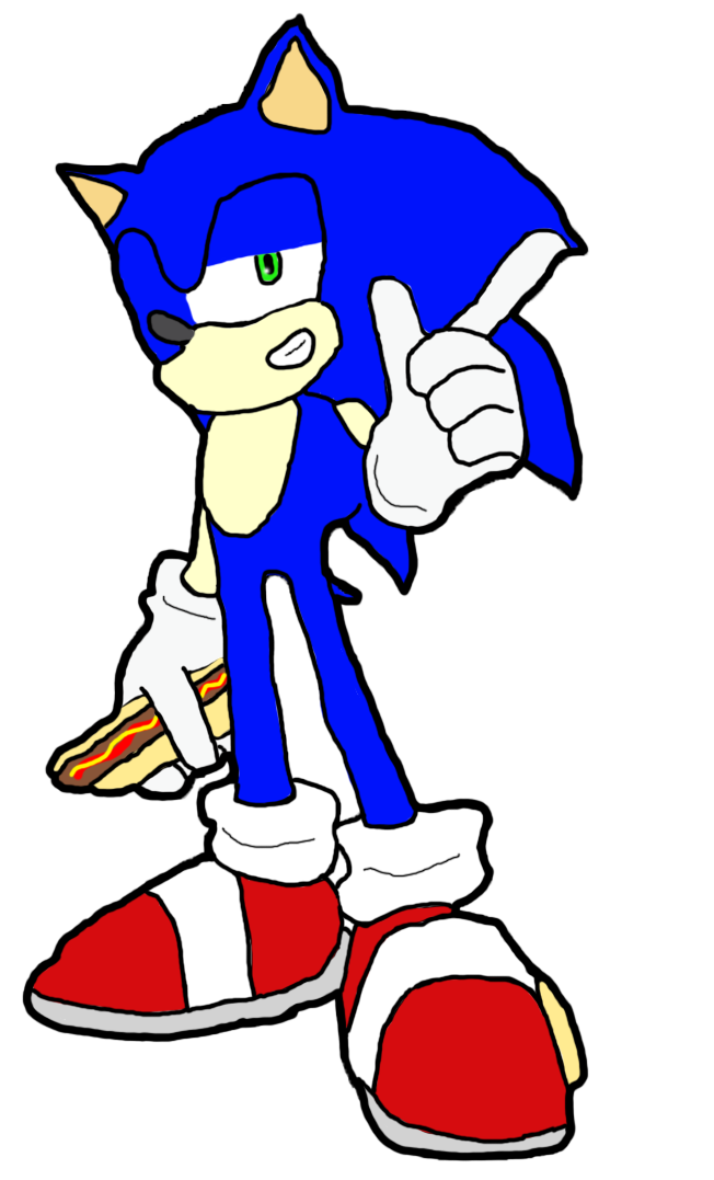 Sonic by thepontusandersson