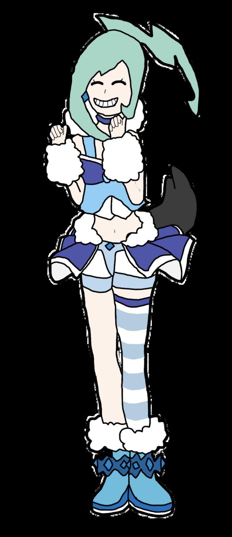 Zorua (Lisia disguise) by thepontusandersson