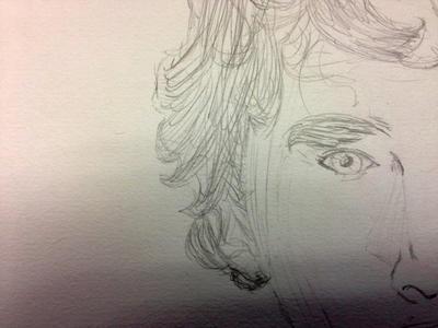 Sherlock sketch I may never get back to by KimberleeSkye