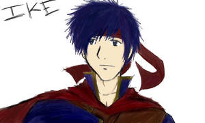 Smiling Ike by 275-267