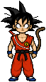 Kid Goku (Revised) by riddickdj