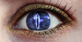 Evil eye by Miss-evill