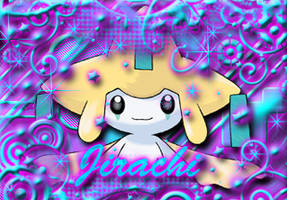 Jirachi Creation by PsychedelicAnimagus
