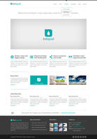 Enliquid - Responsive Template Design by ICEwaveGfx