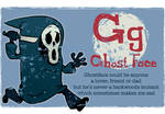 G is for Ghostface