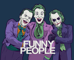Funny People by Ape74
