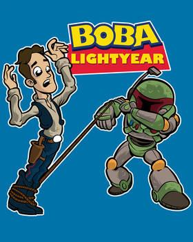 Boba Lightyear