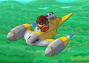 SW - Naboo Starfighter
