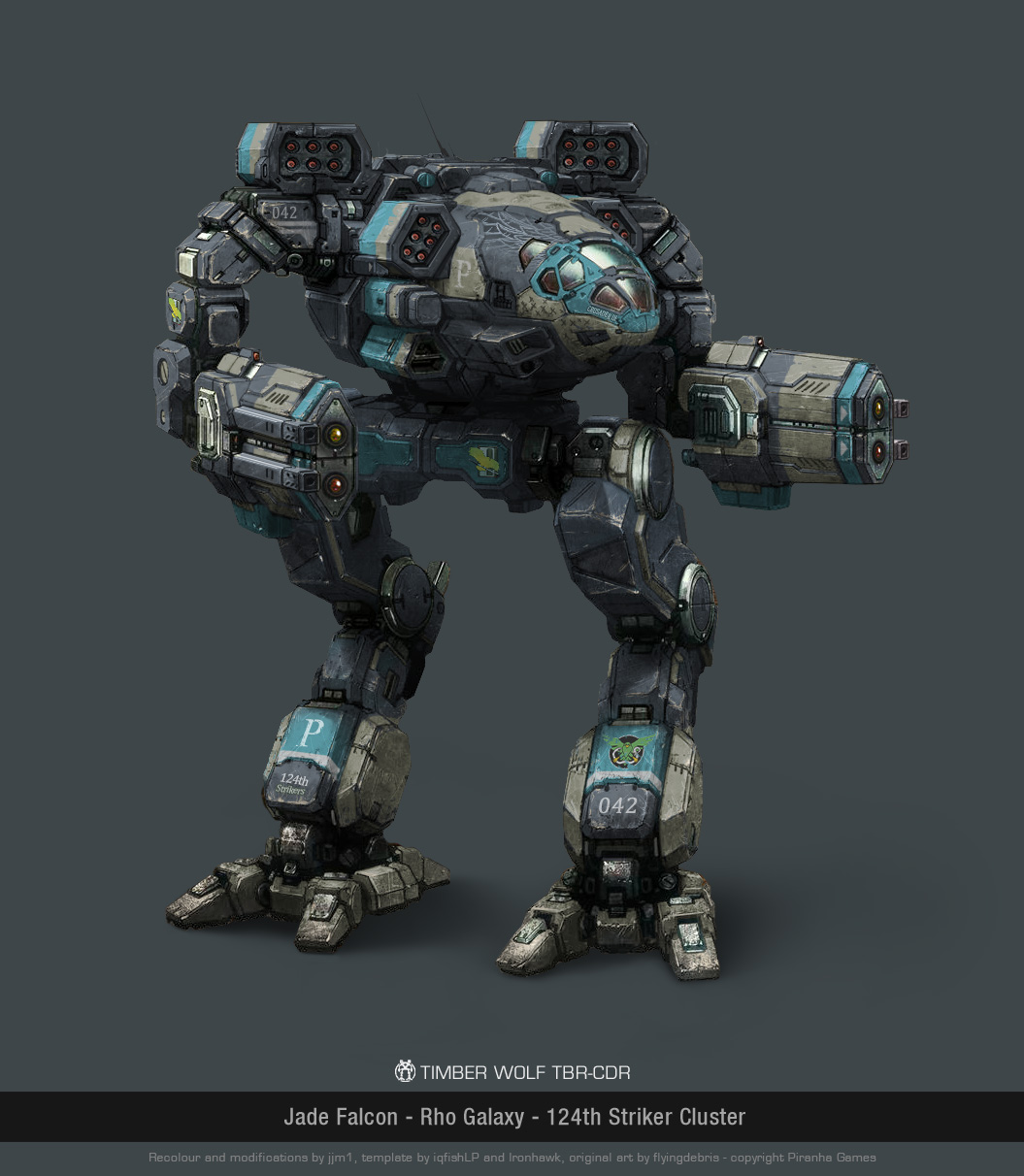 mwo timber wolf jade falcon rho galaxy by
