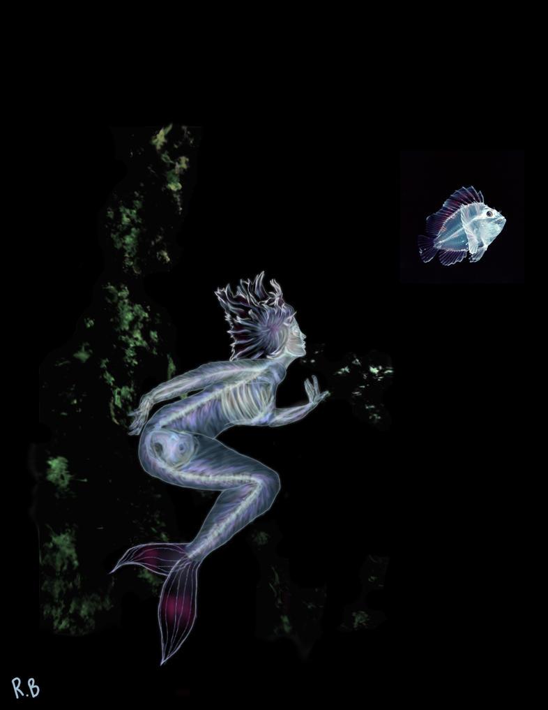 Deep Sea Mermaid by Art-of-Rykan on DeviantArt