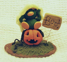 BOO by bumblefly