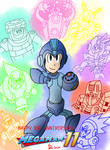 Mega Man 11 - 2nd Anniversary!!!