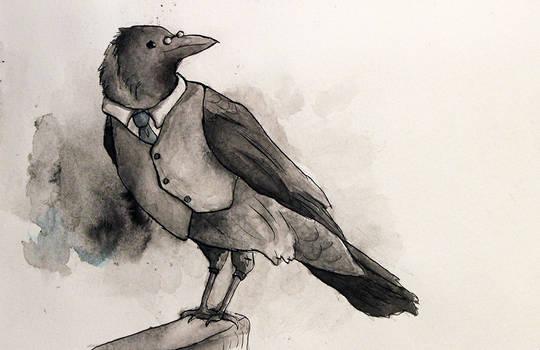 Fancy Crow