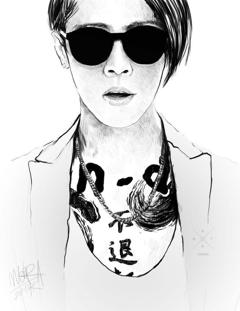Miyavi in glasses.... so cool by Gilotina