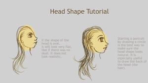 Head Shape Tutorial