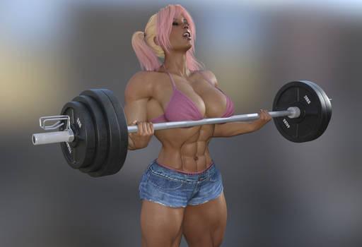 hot workout