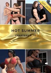 Hot Summer 6 - 10, now on sale! by jstilton