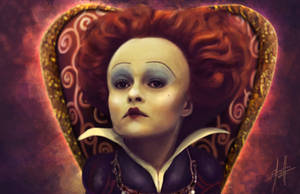 Queen of Hearts by charychu