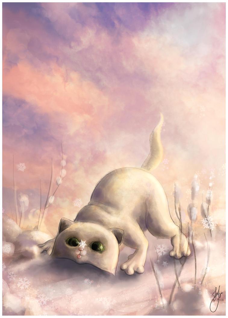 Tasty Snowflake by velvetcat