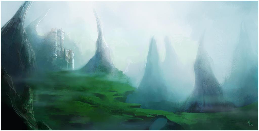 Dawn by velvetcat