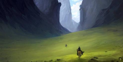 Journey by Vindrea