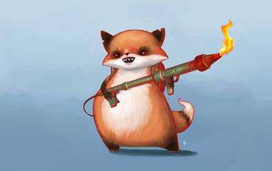 Foxy by Vindrea