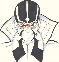 Fantomex by BaileyBot