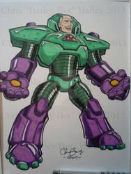 Power Suit, Lex Luthor