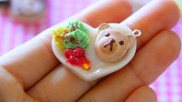 Bear Bun Dish by MusicRains