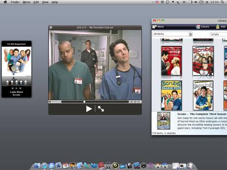 Scrubs Desktop