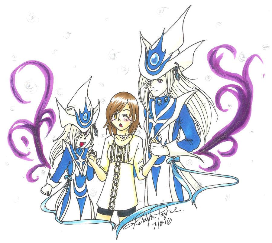 Silent Magicians by Hakkou