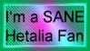 Sane Hetalia Fan stamp by FearlessLullaby
