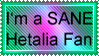 Sane Hetalia Fan stamp by FearlessLullaby