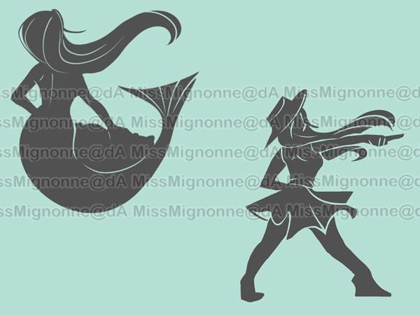 Adoptable Logos|Watermarks :1/2OPEN: by MissMignonne