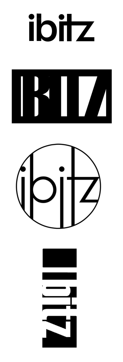 :CE: Ibitz Logos by MissMignonne