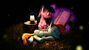 Quiet Night by FiosCrasher
