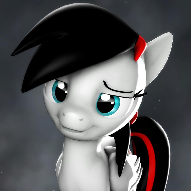 One Bad Pony by FiosCrasher