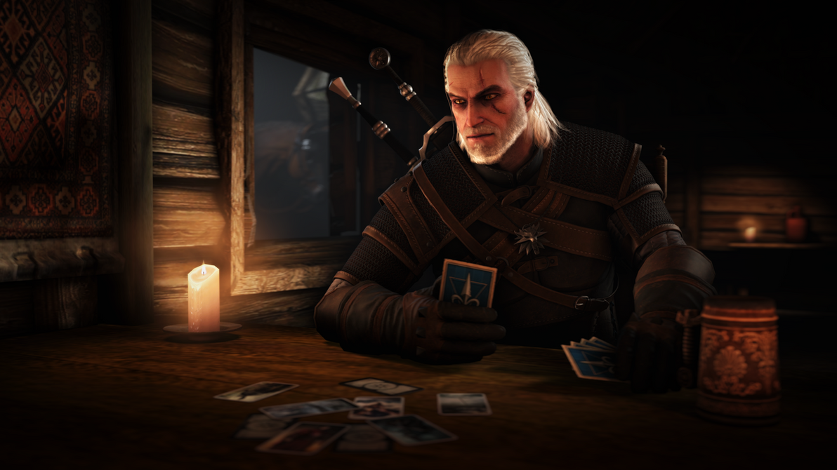 Let's Play Gwent by FiosCrasher