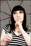 hushed stripes.