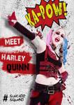 Meet Harley Quinn