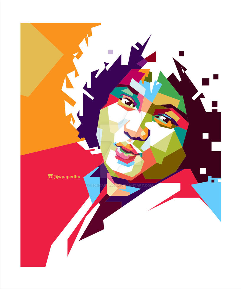 Babe Cabita wpap edho by edhoartwork